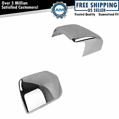 2017-8-9 F250 OEM Ford paint codes Mirror Cover Skull Cap Set of 2 ANY COLOR,
