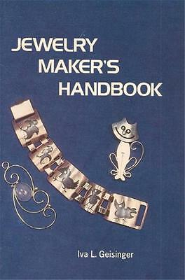 Jewelry Maker's Handbook By Iva L Geisinger