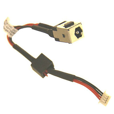 GinTai AC DC Power Jack with Cable Socket Plug Port Replacement for ASUS X552EA X552EA-DH42