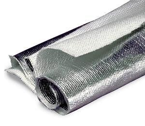DEI Engineering 010090- Mylar Radiant Glass Fiber Matting w/Adhesive Backing