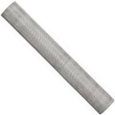 NEW SAINT GOBAIN 32'' x 100' ROLL BRIGHT ALUMINUM WINDOW SCREEN WIRE USA 4411237