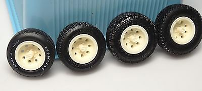 AMT MPC Ford Chevy Dodge 4X4 6 Lug 8 Spoke Wide Truck Resin Mags 1//25 4X4A