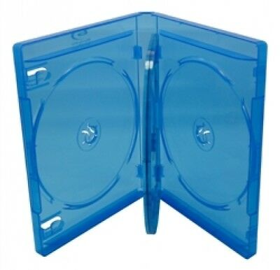 25 PREMIUM Blu-Ray Quad 4 Disc DVD Cases