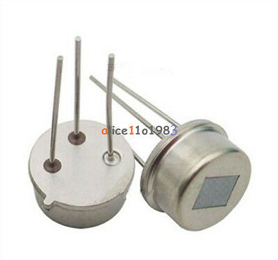 2PCS RE200B SN200B00 TO-5 PIR INFARED NICERA Pyroelectric Sensor AL