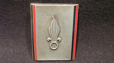 French Foreign Legion Nice Original Vintage Brooch Pin Signed Drago Paris