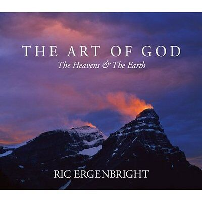 The Art of God: the Heavens & the Earth - Hardcover NEW Ergenbright, R 1999-12