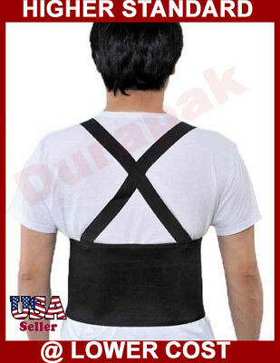 1 pc Back Support Belt Warehouse Working Waist Protect Protective Reduce Strain