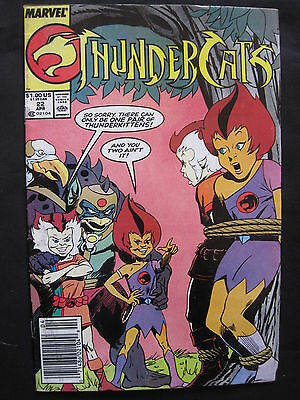 THUNDERCATS Vol 1 # 22. MARVEL STAR COMICS. 1986 SERIES