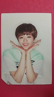 TWICE JEONGYEON Official Photocard PINK Ver. 2nd Album PAGE TWO Photo Card 정연