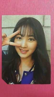 TWICE JIHYO Official Photocard MINT Ver. 2nd Album PAGE TWO Photo Card 지효