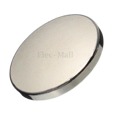 Lot Super Strong 25 mm x 3 mm Round Disc Magnets Rare Earth Neodymium Magnet N35