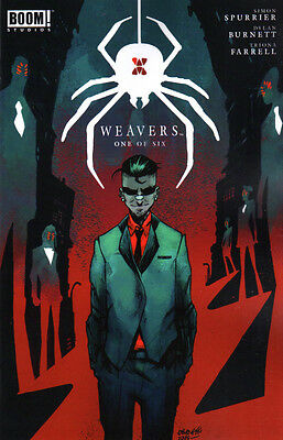 WEAVERS (2016) #1 (of 6) New Bagged