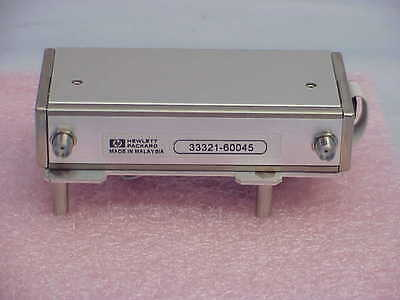Agilent / HP 33321-60045 Programmable Step Attenuator DC-4GHz 70d SMA
