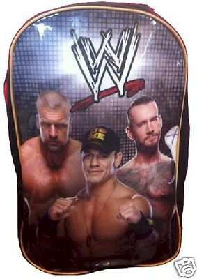 WWE Wrestling Large Backpack - Ideal for school and days out