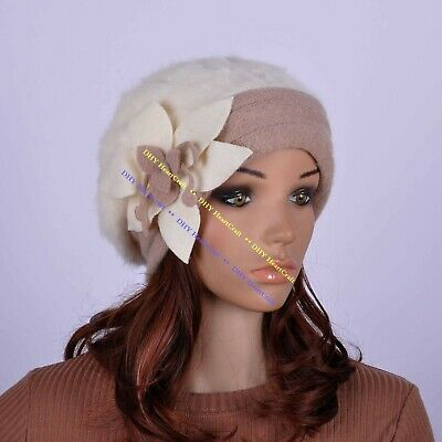 Cute Nwt Adult Ivory Sailor Moon Red Ribbon Bow Watchman Beanie Hat Toei Anime