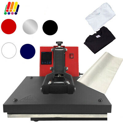 "15""x15"" DIGITAL Heat Press Machine,Tshirts, HTV (BUNDLE), Sublimation - SALE!"
