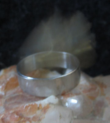 protection from evil black magic letter A ritual kit ring sz 11 1/2 haunted item