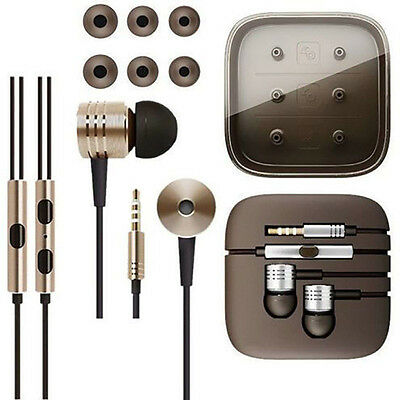 For iPhone Samsung 3.5mm Piston In-Ear Stereo Earbuds Earphone Headset Headphone