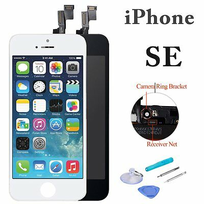 Front Screen Replacement+ LCD Digitizer Display Assembly For iPhone SE / 5S
