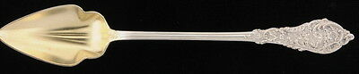 Antique Vintage Sterling Silver Dominick & Haff Trianon Solid Fruit Spoon