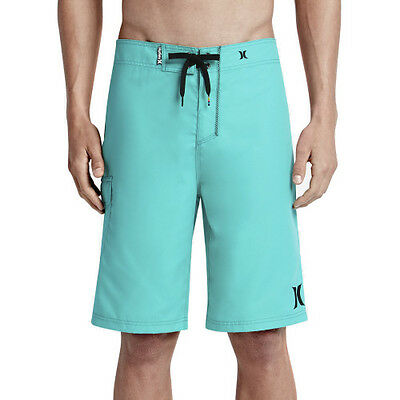 Hurley One And Only 22in Mens Shorts Boardshorts - Hyper Jade All Sizes