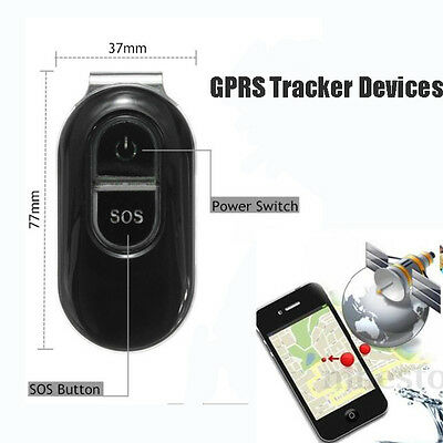 New Vehicle Tracking System Mini GPS GSM Traker Waterproof Personal GPS Tracker