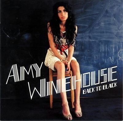 AMY WINEHOUSE 'BACK TO BLACK' - Factory Sealed LP 12'' Album -