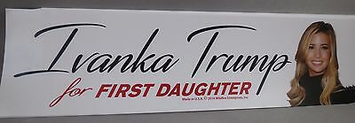Wholesale Lot Of 20 Ivanka Trump First Daughter Sticker Donald President Photo $