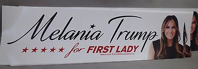 Wholesale Lot Of 20 Melania Trump For First Lady Stickers Photo President $ '16