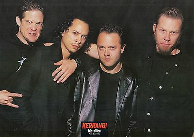 Metallica   Mini Poster  ( MB 58)
