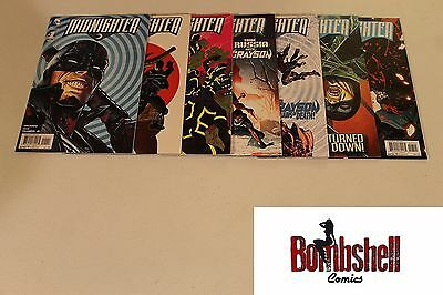 Midnighter 1 2 3 4 5 6 7 Complete Comic Lot Run Set 1st Print Collection