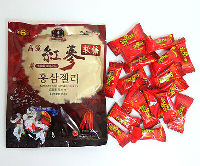 Korean Red Ginseng Jelly 200g, 450g / refreshing / ginseng extract and powder