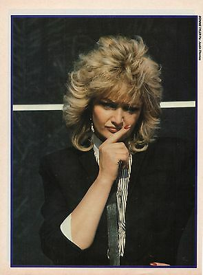 Bonnie Tyler   Magnum     Double Sided   Mini Poster  ( MC 31)