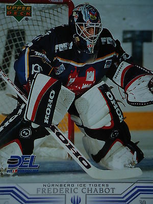 198 Frederic Chabot Nürnberg Ice Tigers DEL 2001-02