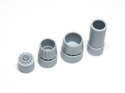 WOLFPACK WP72075 F100-PW-229 Engine Nozzle Set for Revell® Kit F-16 in 1:72