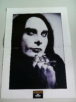 Dani Filth   Cradle Of Filth  Monster Magnet    Double Sided    Poster ( LMA19)