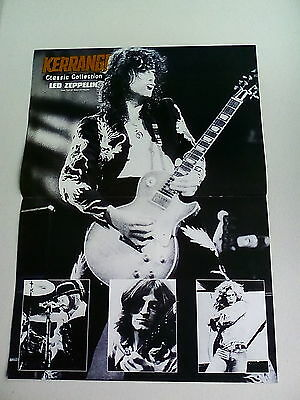 Led Zeppelin  Phil Anselmo  Pantera    Double Sided    Poster ( LMA28)