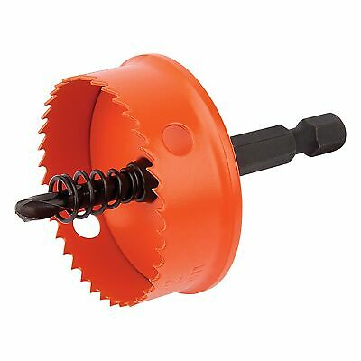 Draper Expert 38mm Bi-Metal Cutting Hole Saw With Integrated Arbor - 34989