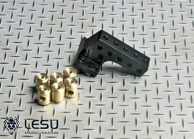Lesu Diff Axle Servo Shifting Cable Holder Tamiya Tractor Boats Hydraulic Plane