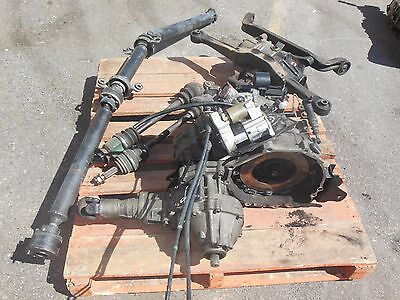 Jdm Mitsubishi Lancer Evo 5 Transmission 4G63 Turbo Awd Transmission 5 speed EVO