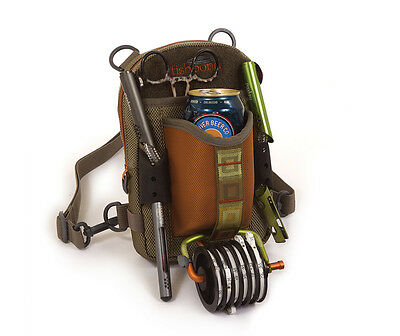 New Fishpond Cerveza Sidekick Chest Pack (Great For Boat Frames) Free Us Ship
