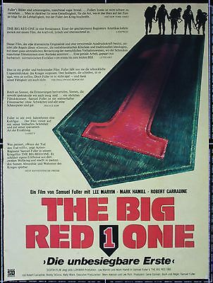 WB - Werbung Reklame Film 5 - The big red One - Lee Marvin