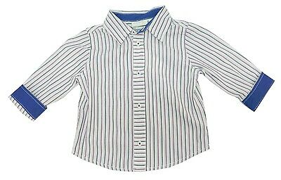 First Impressions Striped Top Shirt Baby Boys Toddler 18 Months