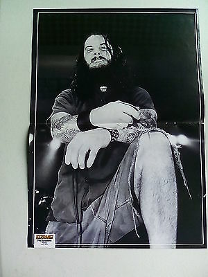 Phil Anselmo Pantera  Bush Gavin Rossdale  Double Sided Poster(LMB59)
