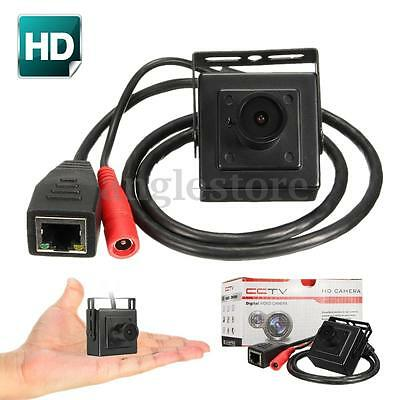 HD 720P Mini CCTV IP Cam Wired Loch Netzwerk Digital Video Kamera CMOS Camcorder