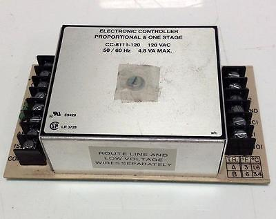 Barber colman CC-8111-120 Differential Controller//Single Stage Relay