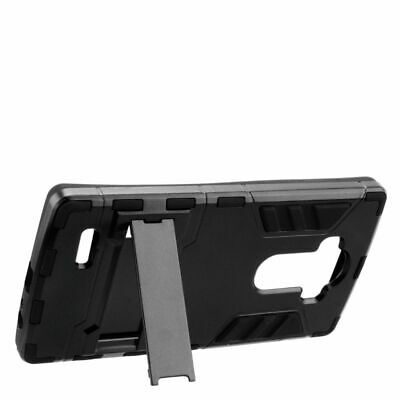 Shock Proof Rugged Armor Heavy Duty Hybrid Hard Case Stand Cover For LG G4