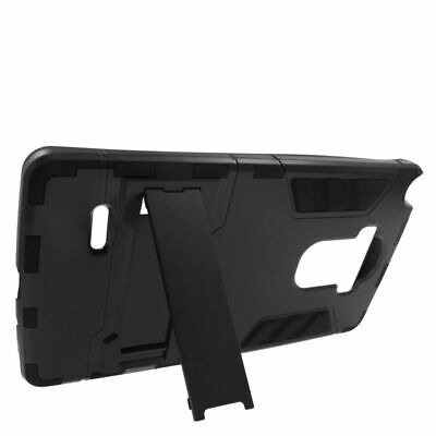 Shock Proof Rugged Armor Hybrid Case Stand Cover For LG G Stylo/G Vista 2