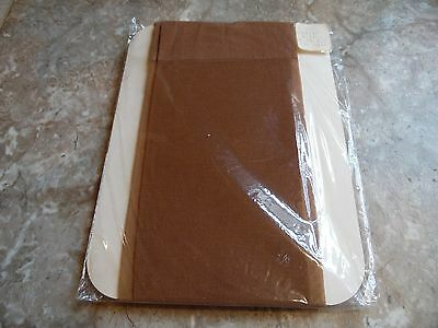 NOS Pantyhose Hosiery ~ Sheer 900 Beige Lycra Stretch  Seamless - Un-opened