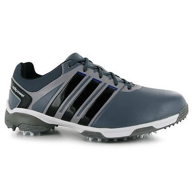 adidas Men's Adipower TR Golf Shoe, Grey/Black